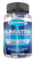 numatrix-supplement